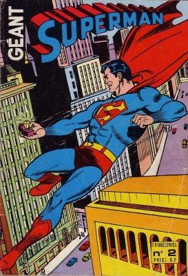 Superman Géant # 2