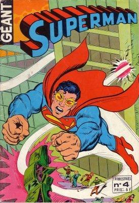 Superman Géant # 4