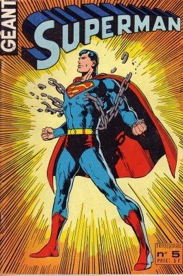 Superman Géant # 5