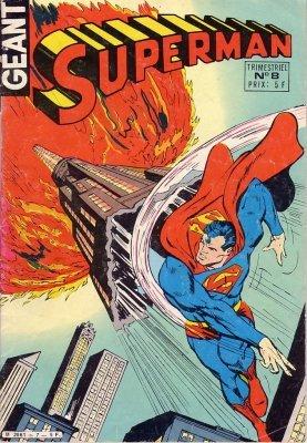 Superman Géant # 8