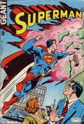Superman Géant # 9
