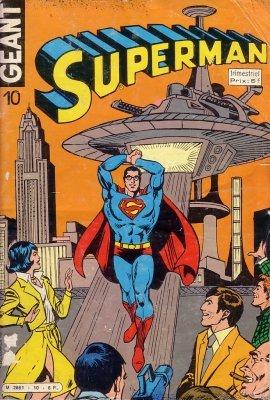 Superman Géant # 10