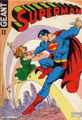 Superman Géant # 11