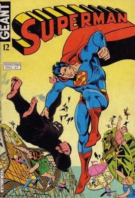 Superman Géant # 12
