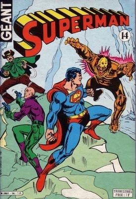 Superman Géant # 14
