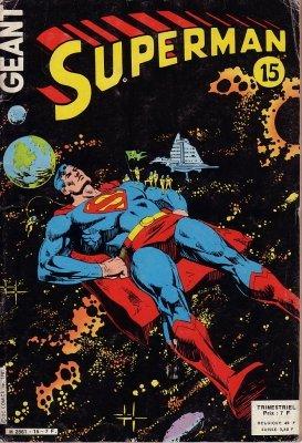 Superman Géant # 15