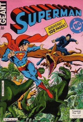 Superman Géant # 16