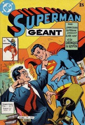 Superman Géant # 18