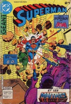 Superman Géant # 21