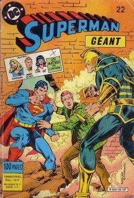 Superman Géant # 22