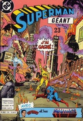 Superman Géant # 23