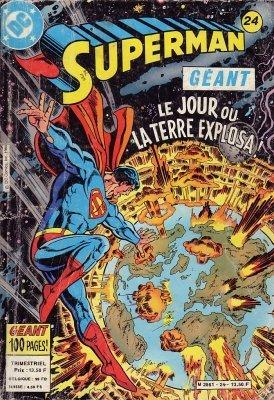 Superman Géant # 24