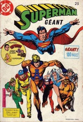 Superman Géant # 25