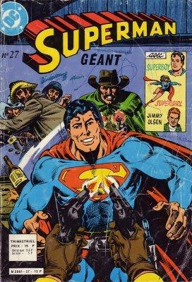 Superman Géant # 27