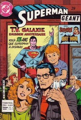 Superman Géant # 29