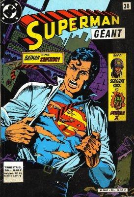 Superman Géant # 30