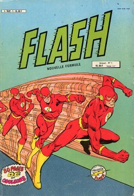 Flash édition Kiosque (1983 - 1985)