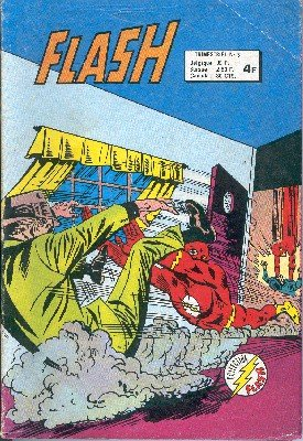 Flash édition Kiosque (1970 - 1983)