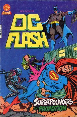 DC Flash édition Kiosque (1985 - 1987)