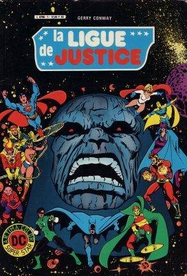 La Ligue de Justice édition Simple (1982)