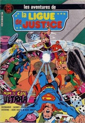 La Ligue de Justice édition Simple (1983 - 1984)