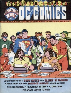 Amazing World of DC Comics 2