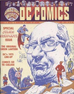 Amazing World of DC Comics 3