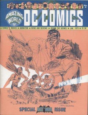 Amazing World of DC Comics 4