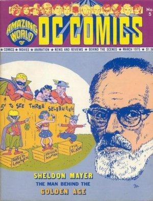 Amazing World of DC Comics 5