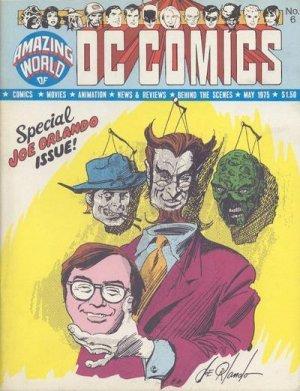 Amazing World of DC Comics 6