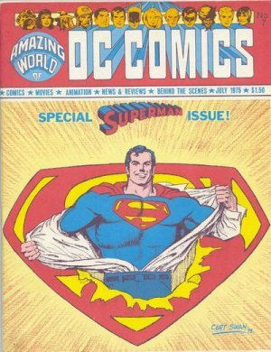 Amazing World of DC Comics 7