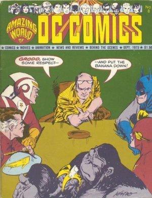 Amazing World of DC Comics 8