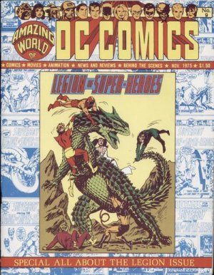 Amazing World of DC Comics 9