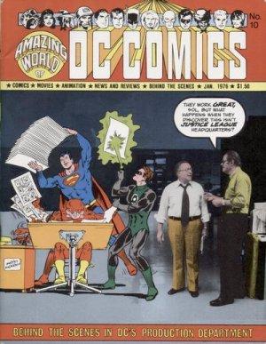 Amazing World of DC Comics 10