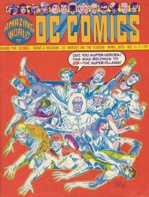 Amazing World of DC Comics 11
