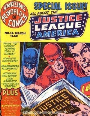 Amazing World of DC Comics 14
