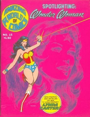 Amazing World of DC Comics 15