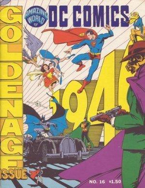 Amazing World of DC Comics 16