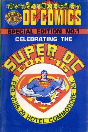 Amazing World of DC Comics édition Fan Magazine Hors-Série (1976)