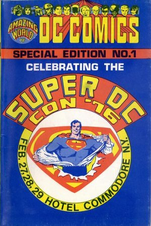 Amazing World of DC Comics 1
