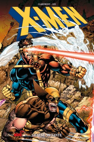X-Men # 1 TPB Hardcover - Best Of Marvel