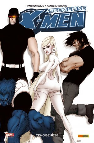 Astonishing X-Men - Xénogénèse édition TPB Softcover - 100% Marvel