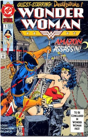 Wonder Woman Special édition Issues V2