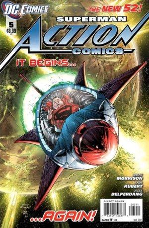 Action Comics # 5 Issues V2 (2011 - 2016)