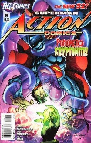 Action Comics # 6 Issues V2 (2011 - 2016)