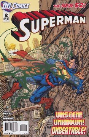 Superman # 2 Issues V3 (2011 - 2016)