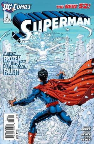 Superman # 3 Issues V3 (2011 - 2016)