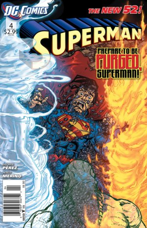 Superman # 4 Issues V3 (2011 - 2016)