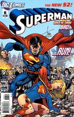 Superman # 6 Issues V3 (2011 - 2016)