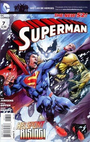 Superman # 7 Issues V3 (2011 - 2016)